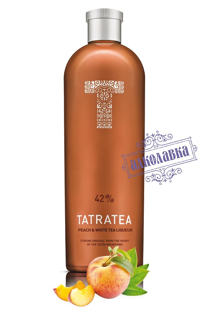 TATRATEA Персик (42%)