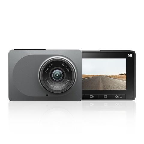 Видеорегистратор Yi Smart Dash Camera Youth Edition (с русским языком)