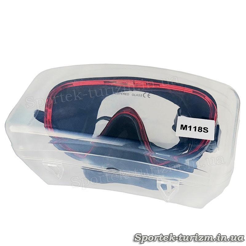 Коробка для маски Dolvor M118S