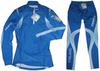 Элитный лыжный комбинезон Craft Fin Spo Race Jersey (1901025-26-2336) синий фото