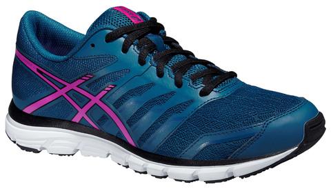 Женские кроссовки для бега Asics Gel-Zaraca 4 (T5K8N 5335) синие фото