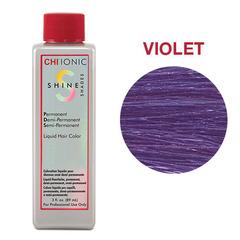 CHI Ionic Shine Shades Liquid Color VIOLET (Цветная добавка Фиолетовый) - Жидкая краска для волос