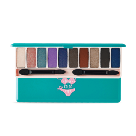 Палетка теней Etude House Play Color Eyes Beach Party