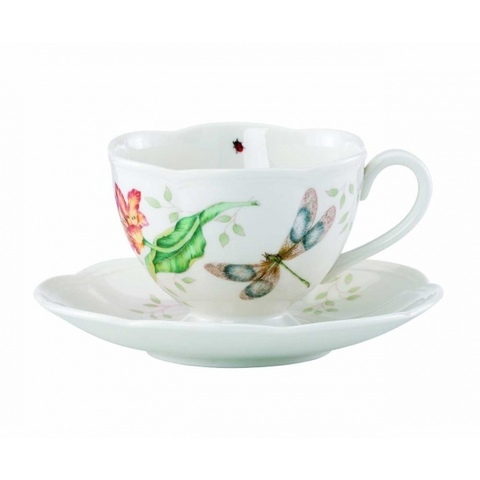 Чашка чайная с блюдцем 240мл