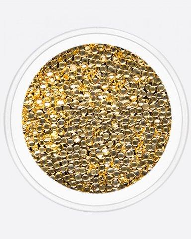 ARTEX Полусфера полая золото 0,8 мм