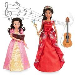 Поющая кукла Елена из Авалора и Изабель, Disney