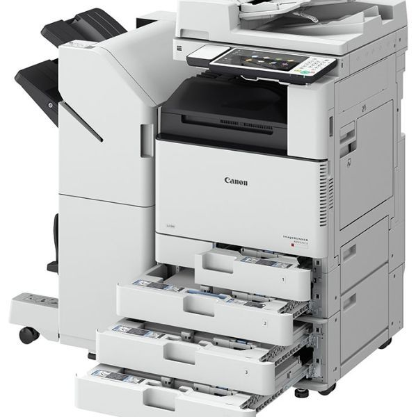 Canon imageRUNNER ADVANCE 8105 MFP Generic PCL6 Driver (2019)