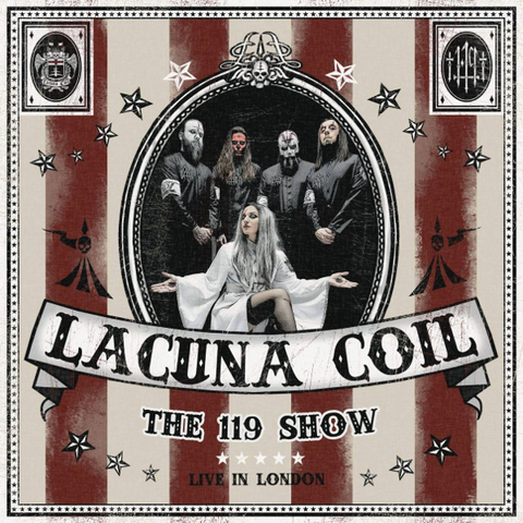 Lacuna Coil / The 119 Show - Live In London (2CD+DVD)
