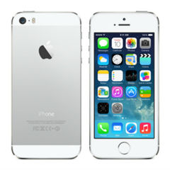 Apple iPhone 5S 32GB Silver без функции Touch ID