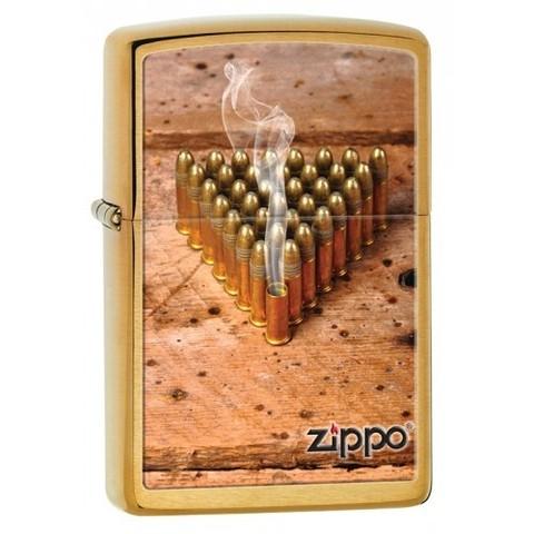 Зажигалка ZIPPO 28674 Smoking Bullets
