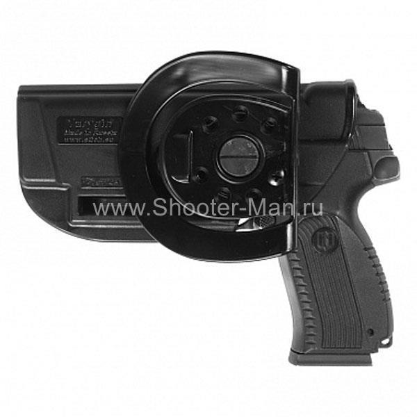 Кобура пластиковая для пистолета Ярыгин Альфа быстросъемная Стич Профи