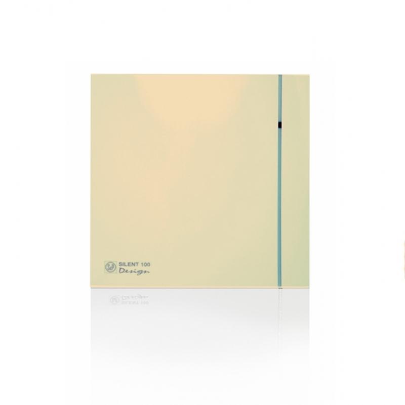 Накладные вентиляторы S&P серия Silent Design Soler & Palau SILENT-300 CHZ PLUS DESIGN 3С IVORY накладной вентилятор 001ивори.jpg