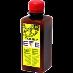 MAK EVE CB542A/CE322A/CF352A, желтый (yellow), 45г (Этот тонер используется для производства картриджей MAK)