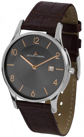 Купить Наручные часы Jacques Lemans 1-1777K по доступной цене