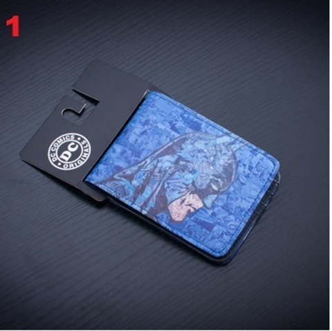 DC Comics Marvel Wallet Set 5