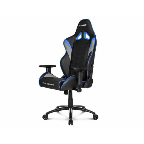 Игровое Кресло AKRacing OVERTURE (OVERTURE-BLUE) black/blue