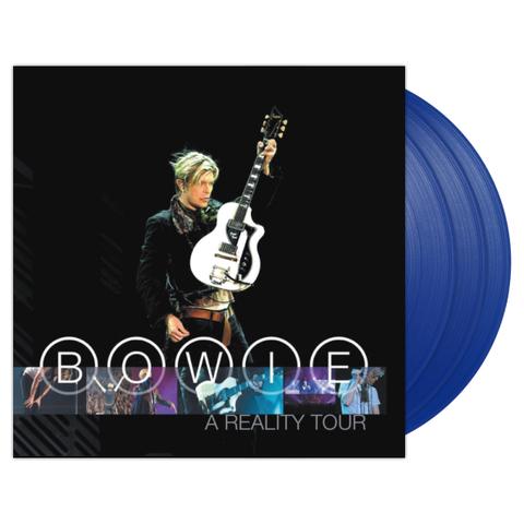 David Bowie / Reality Tour (Coloured Vinyl)(3LP)