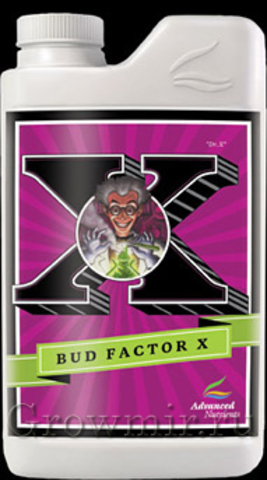 Стимулятор цветения Bud Factor Х  (250мл)