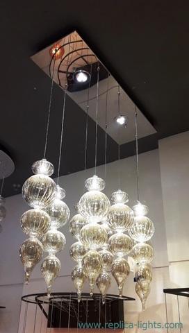 murano chandelier  ARTE DI MURANO 11-43 by Arlecchino Arts ( HK)