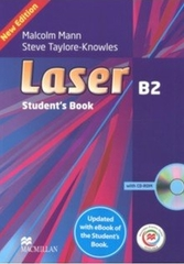 Laser New Edition B2 Student's Book + CD Rom + ...