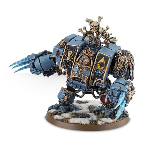SPACE WOLVES VENERABLE DREADNOUGHT (2016)