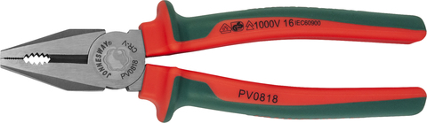 PV0818 Пассатижи диэлектрические, 200 мм