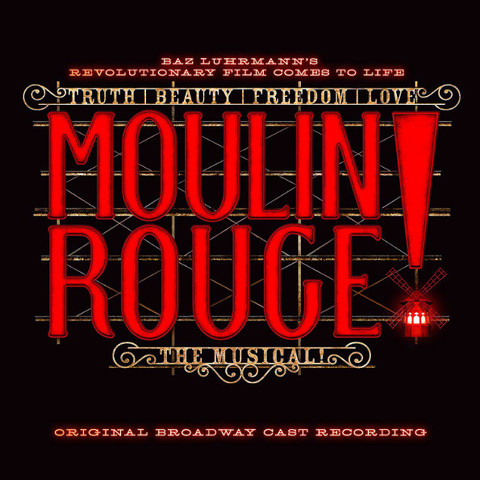 Soundtrack / Moulin Rouge! The Musical (CD)
