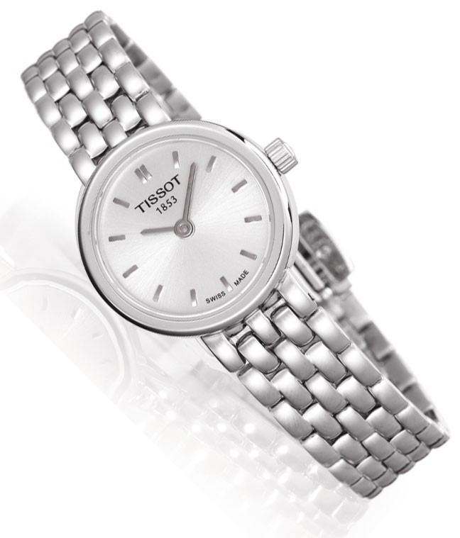 426dca570d49 Женские часы Tissot T058.009.11.031.00 Lovely- купить по цене ...