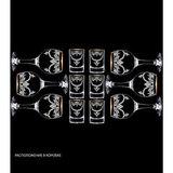 Набор подарочный LIGURIA 12 пр, артикул К1919, производитель - М-Декор