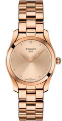 Женские часы Tissot T112.210.33.456.00 T-Wave