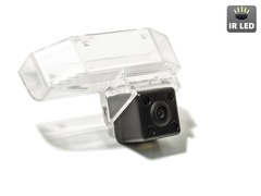 Камера заднего вида для Mazda 6 (GH) SEDAN 07-12 Avis AVS315CPR(#047)