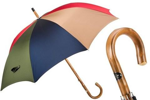 Зонт-трость Pasotti - Multicolor Bespoke Umbrella, Италия