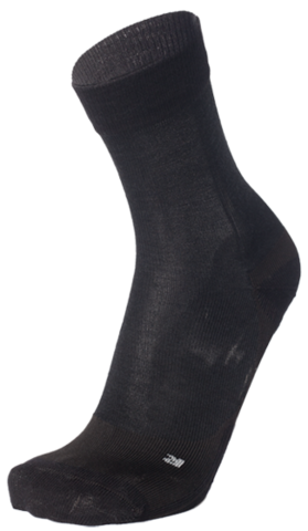 Термоноски Norveg Functional Socks Merino Wool мужские черные