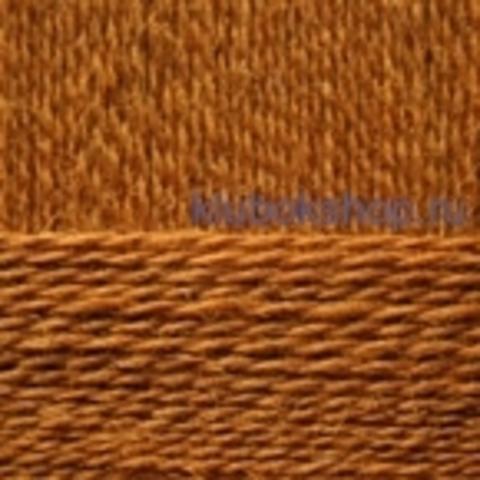 Пряжа Деревенская (Пехорка) 44 Золотистый