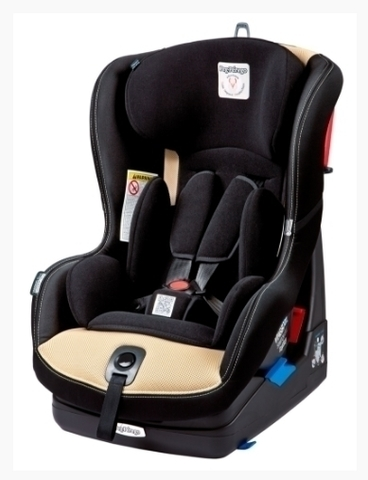 Автокресло Peg-Perego Viaggio 0+ 1 Switchable Sand
