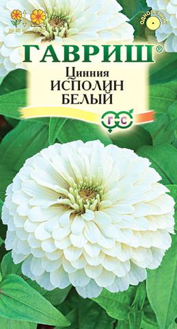 Семена Цинния Исполин белый, Одн