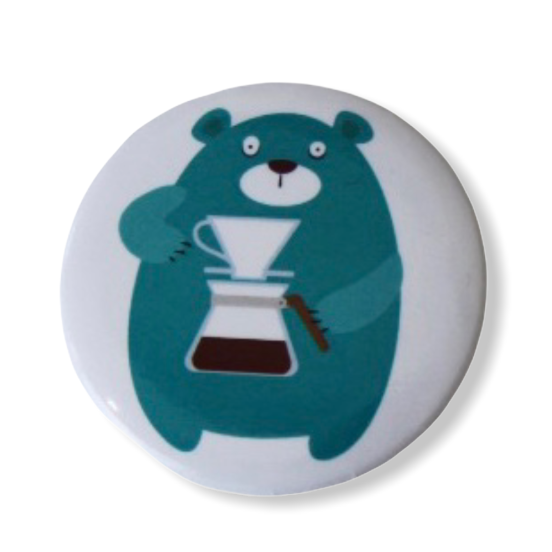 Значок Медведь
