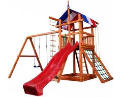 Детская деревянная площадка Тасмания