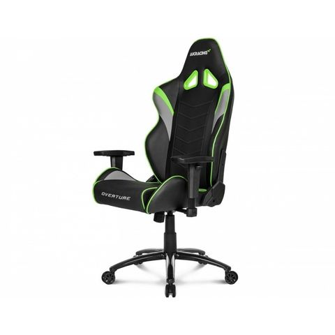 Игровое Кресло AKRacing OVERTURE (OVERTURE-GREEN) black/green
