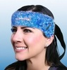 Гелевую повязку для головы Вы можете использовать, как терапевтичес...