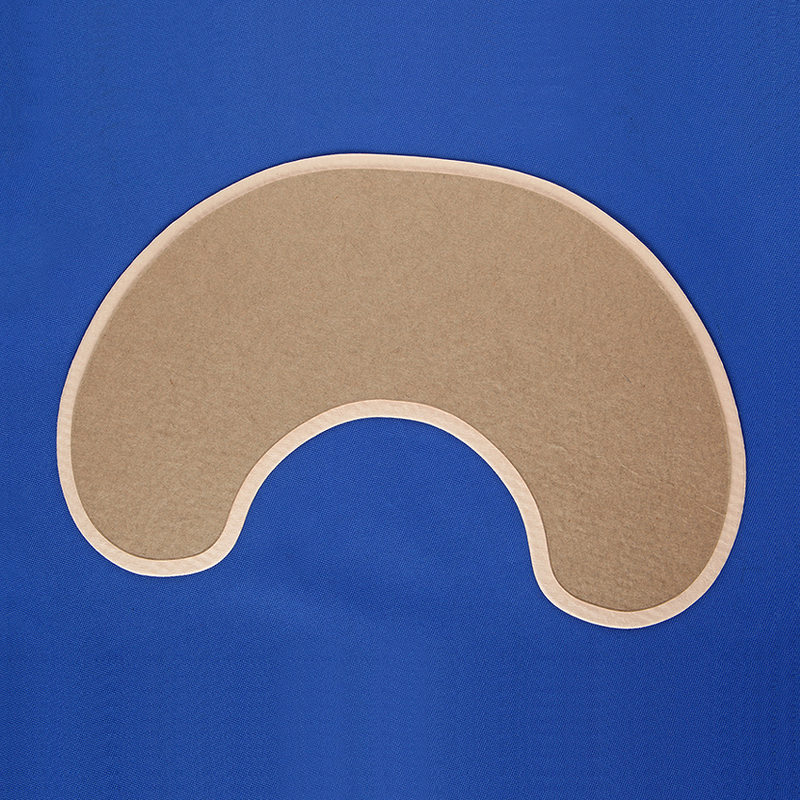 Электрод для терапии, поверхностный, воротниковый средний (155,2 руб/шт)