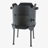 Печь под казан 6 литров(сталь 3 мм)