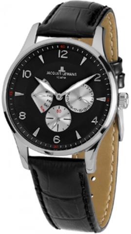 Купить Наручные часы Jacques Lemans 1-1827A по доступной цене