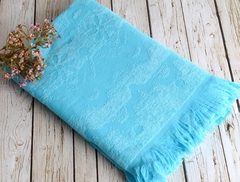 DAISY Oranj (оранжевый)  полотенце пляжное бамбуковое  IRYA (Турция)