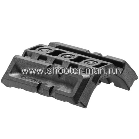 ДВОЙНАЯ ПЛАНКА ПИКАТИННИ ДЛЯ M16/M4/AR15 FAB-DEFENSE DPR