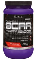 Ultimate Nutrition BCAA Powder 12000 Flavored (228g / апельсин)