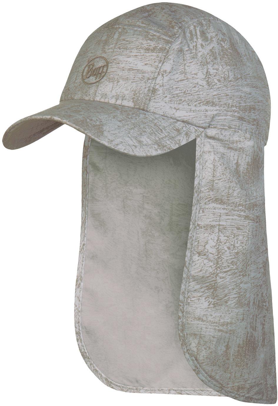 Кепки Кепка с защитой шеи от солнца Buff Zinc Silver Grey Medium-119526.334.10.00.jpg