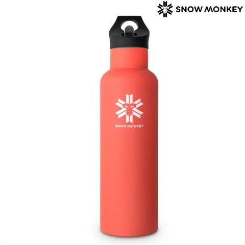 Термос SNOW MONKEY GO GETTER Red