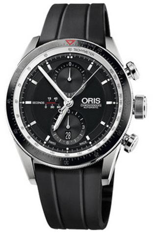 Купить Наручные часы Oris 01 674 7661 4434RS по доступной цене