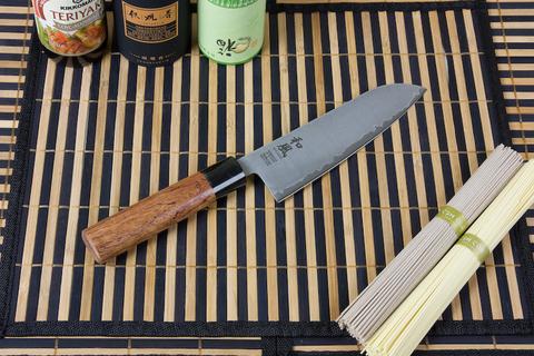 Кухонный нож Santoku 8117-D
